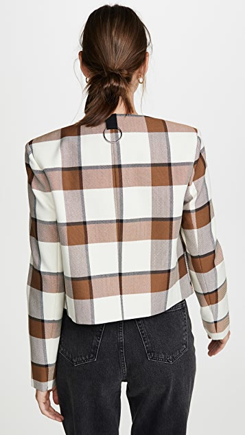 Tibi Cropped Jacket