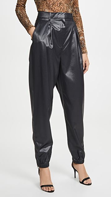 Pleated Pants by Tibi