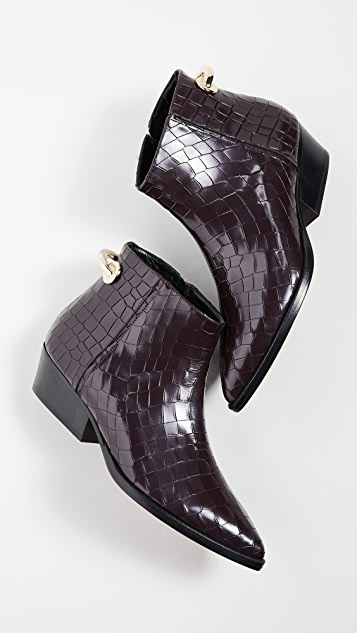 West Booties by Tibi