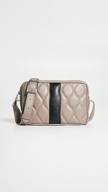 Tibi Quilted Bebe Bag