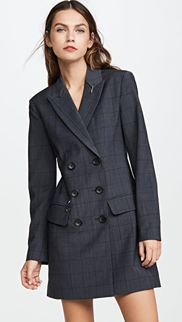 Tibi Blazer Dress