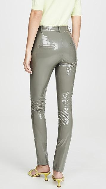 Tibi Skinny Trouser Jeans
