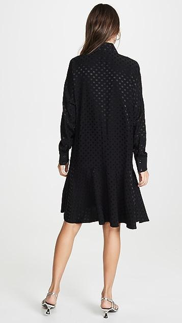 Tibi Dolman Dress