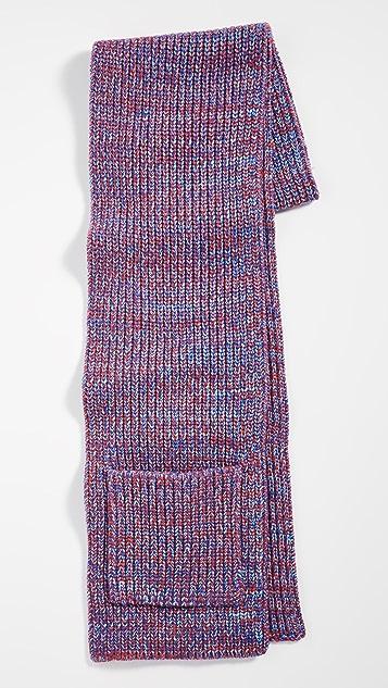 Tibi Wool Scarf
