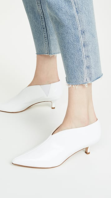 Tibi Joe Short Booties