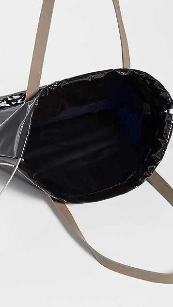 Tibi Vinyl Bag