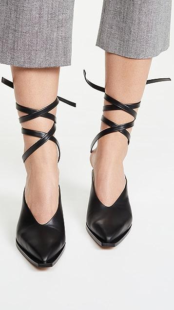 Tibi Neima 浅口鞋