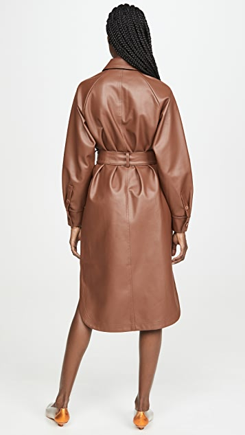 Tibi Shirtdress