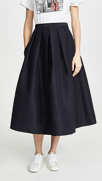 Tibi Широкая юбка