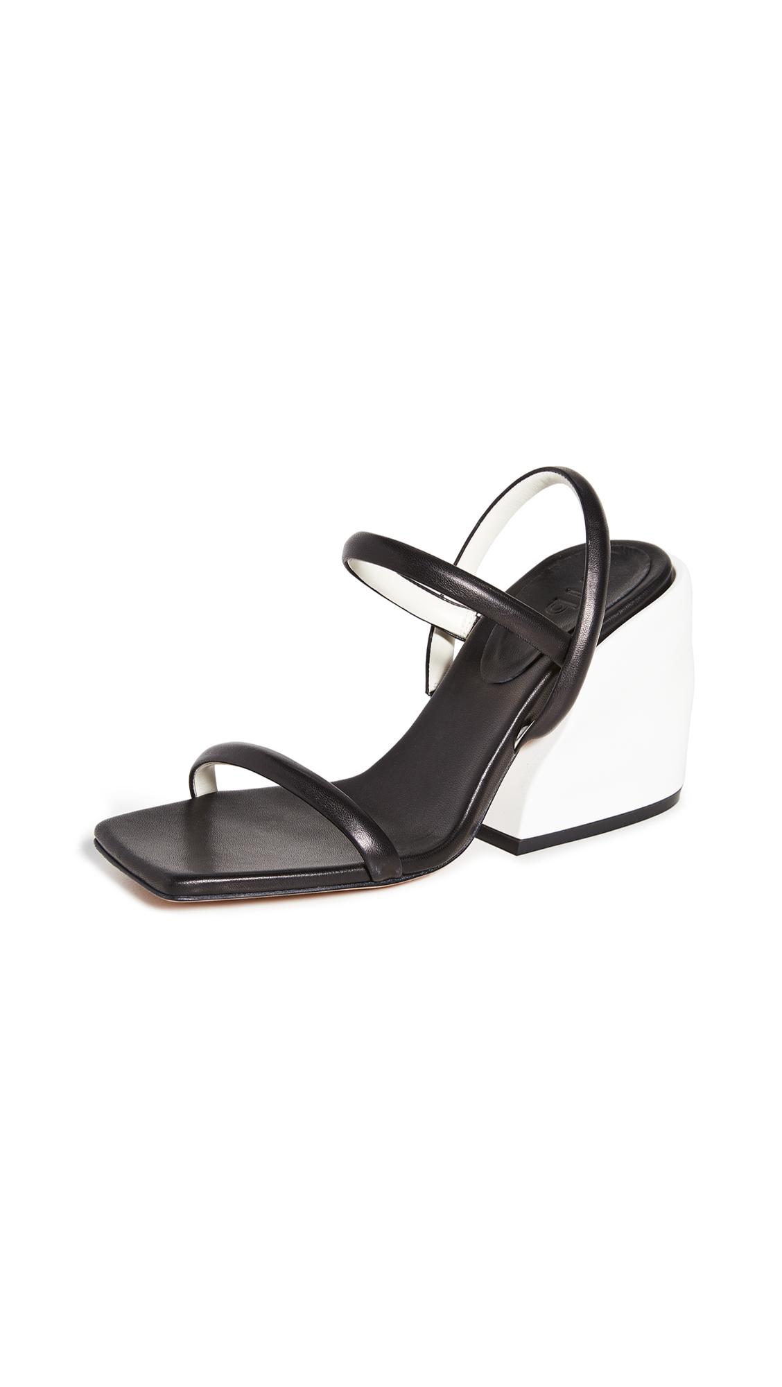 Tibi Miko Sandals