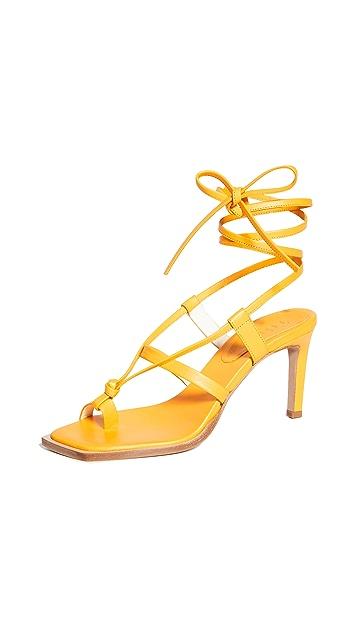 Tibi Ryo Sandals