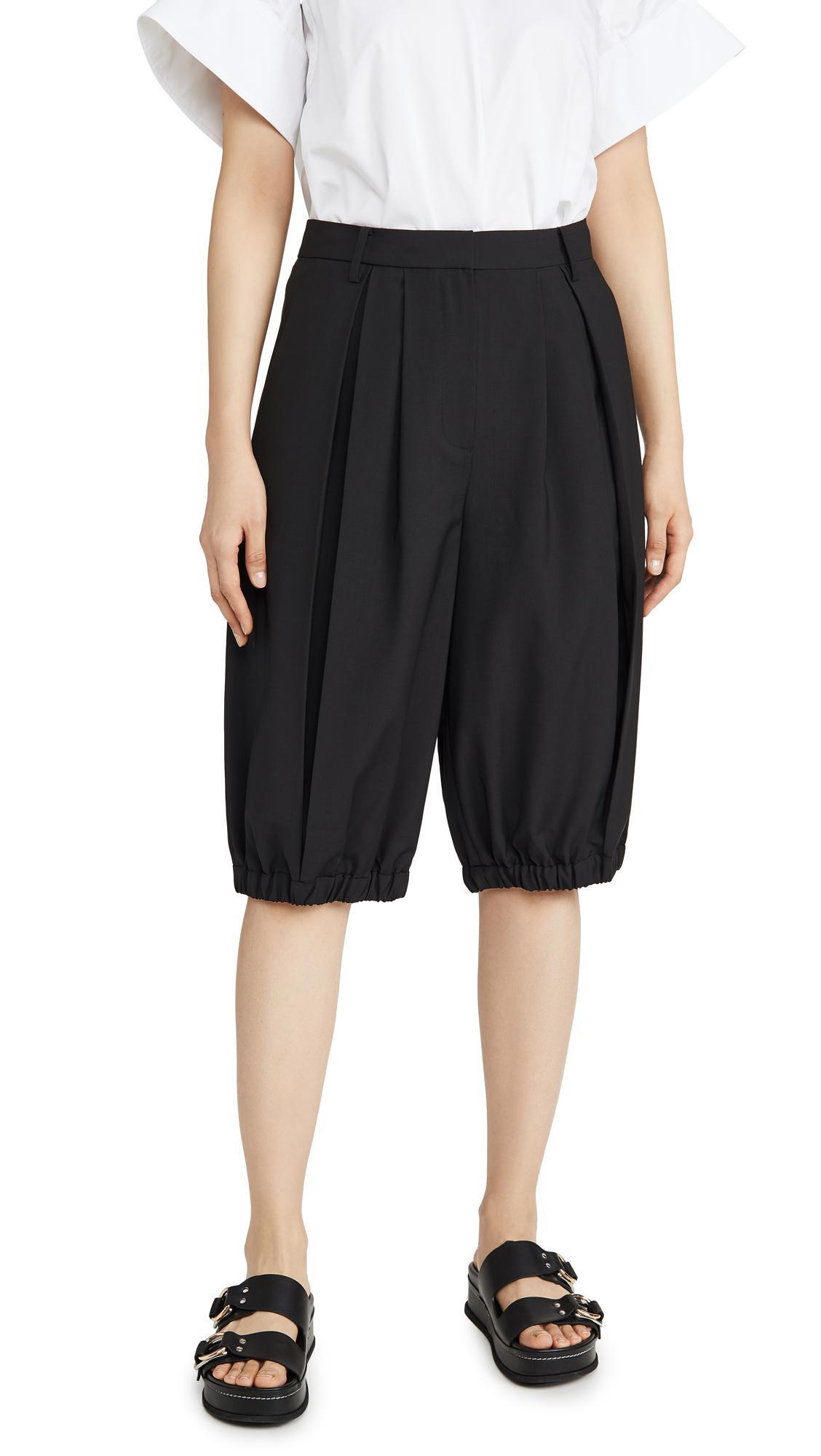Tibi Tropical Bloomer Shorts