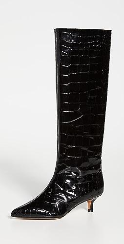 Tibi - Collier 靴子