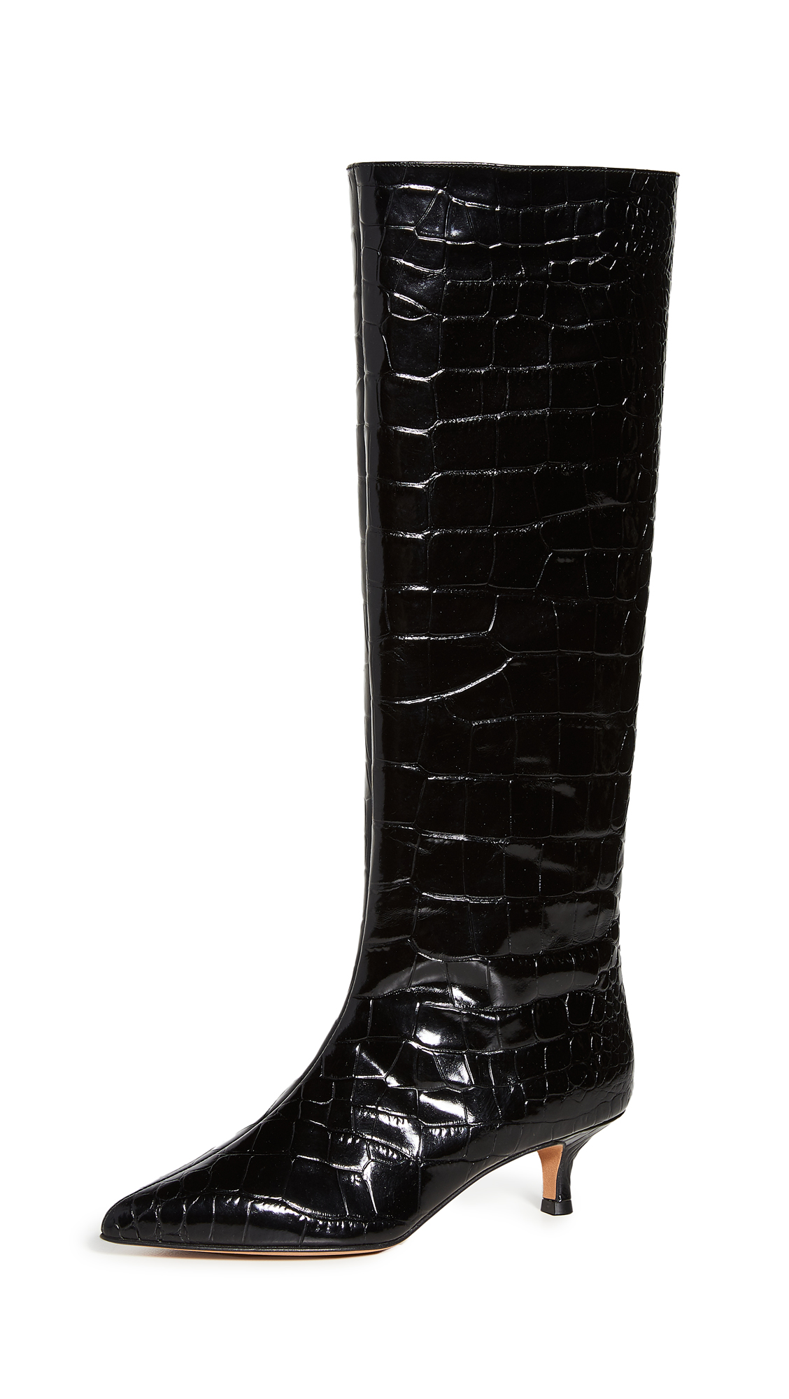 Tibi Collier Boots