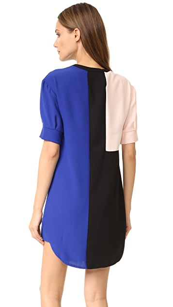 Timo Weiland Jenna Shirtdress