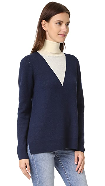 Timo Weiland Lauren V Turtleneck