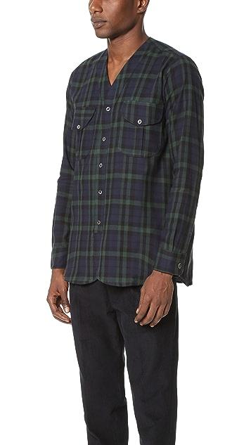 Timo Weiland Digo Baseball Shirt