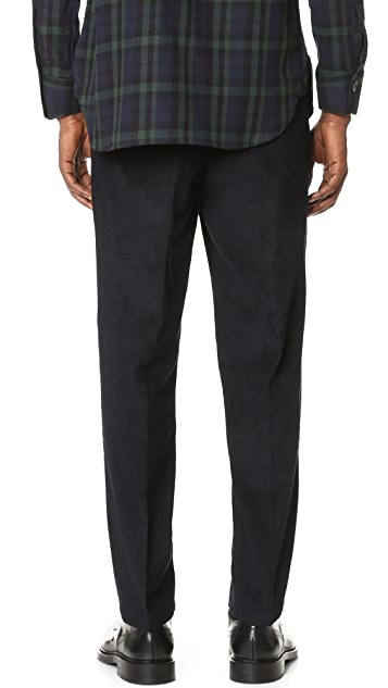 Timo Weiland Maxwell Single Pleat Trousers