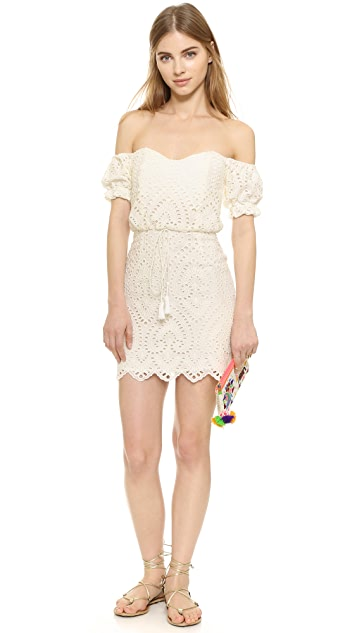 The Jetset Diaries Santa Fe Mini Dress