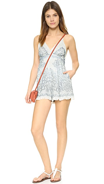 The Jetset Diaries Antigua Romper