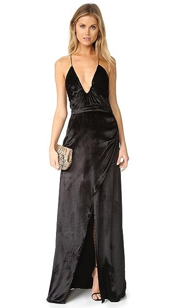 The Jetset Diaries Saskia Maxi Dress