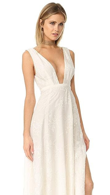 The Jetset Diaries Monta Vista Maxi Dress
