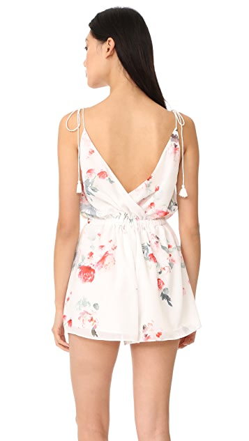 The Jetset Diaries Isabella Romper