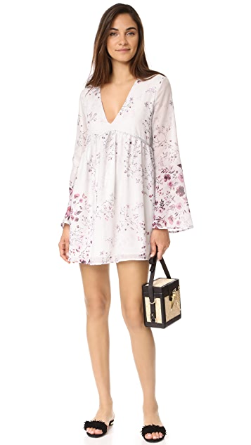 The Jetset Diaries Flora Mini Dress