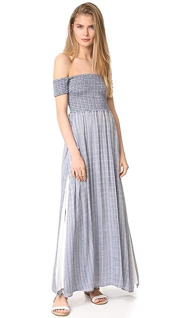 The Jetset Diaries River Off Shoulder Dress