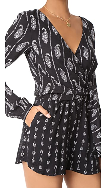 The Jetset Diaries Hayworth Romper