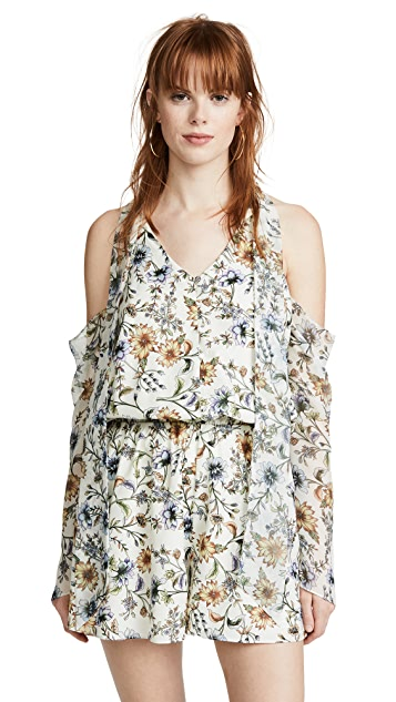 The Jetset Diaries Posy Romper