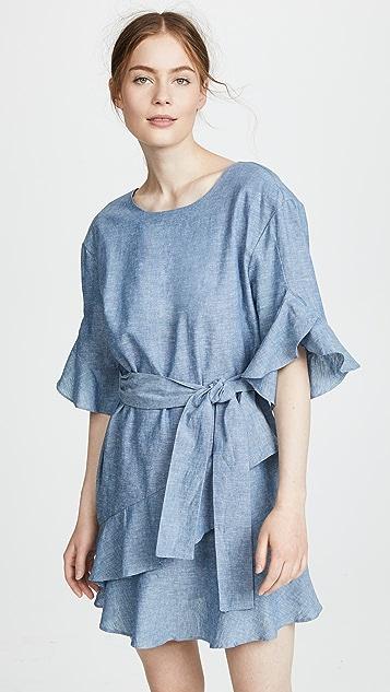 The Jetset Diaries Sloan Mini Dress