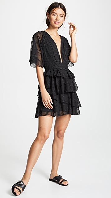 The Jetset Diaries Twiggy Mini Dress
