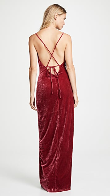 The Jetset Diaries Anguilla Maxi Dress