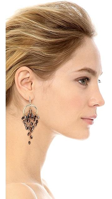 Theia Jewelry Grecian Chandelier Earrings