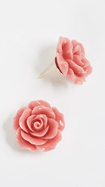 Theia Jewelry Camellia Earrings