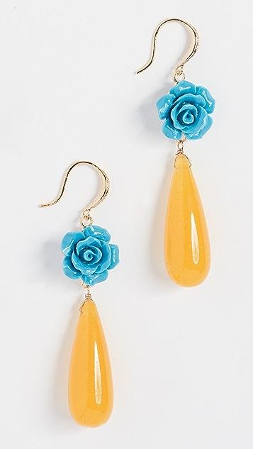 Theia Jewelry Ariana & Flora Earrings