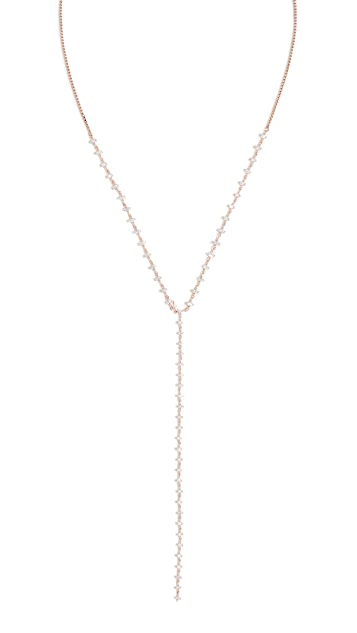 Theia Jewelry Harper Lariat Necklace