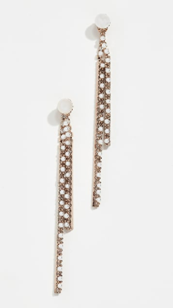 Theia Jewelry Freshwater Cultured Pearl Earrings