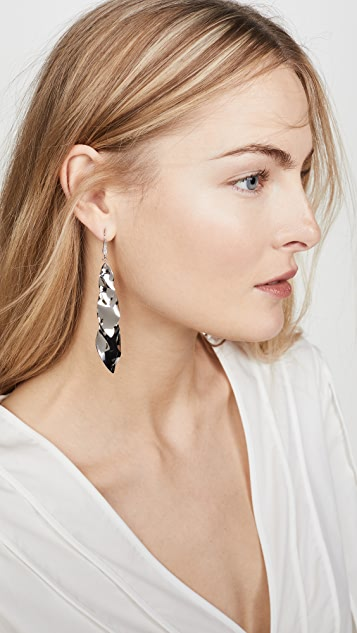 Theia Jewelry Parker Three Tier Drop Earrings