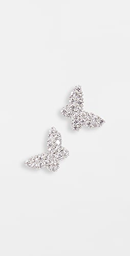 Theia Jewelry - Papillion Stud Earrings