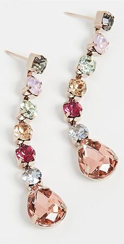 Theia Jewelry - Ariana Linear Drop Earrings