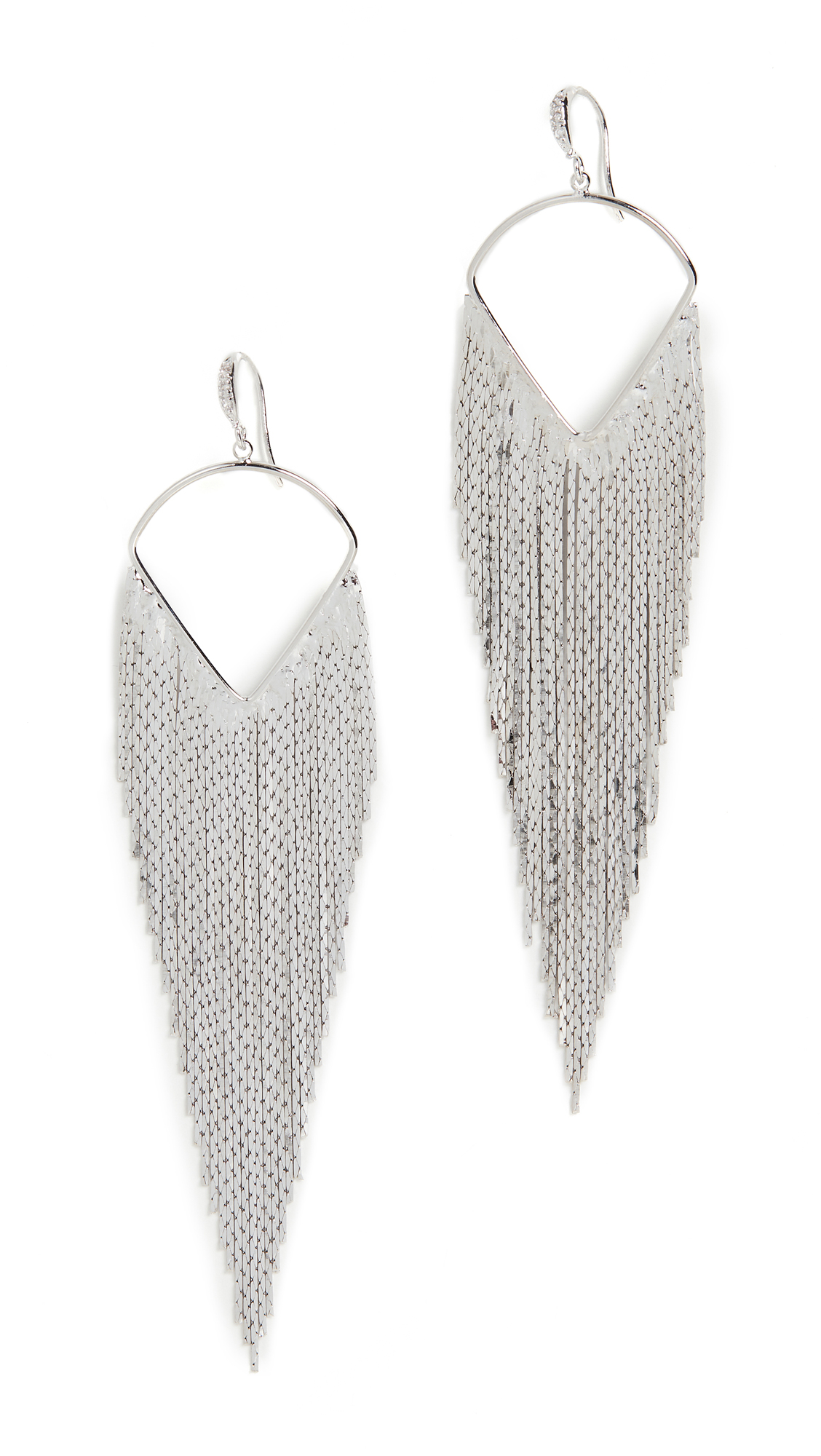 Theia Jewelry Waterfall Earrings