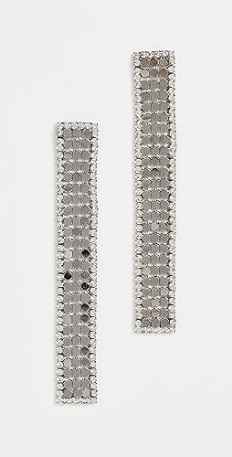 Theia Jewelry - Nora Linear Drop Earrings