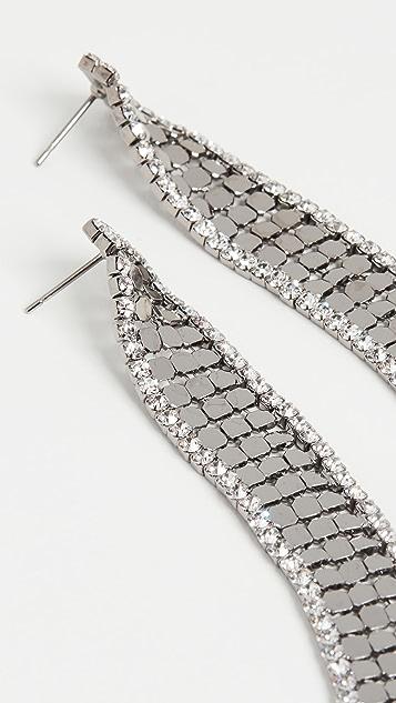 Theia Jewelry Nora Linear Drop Earrings