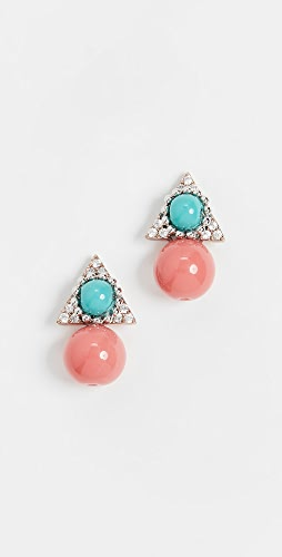 Theia Jewelry - Cecil Stud Earrings