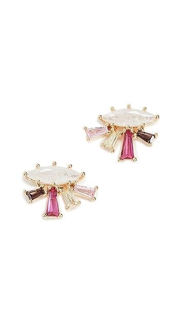 Theia Jewelry Ariana Stud Earrings Oy2fXd14