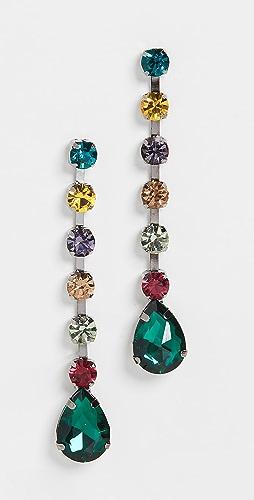Theia Jewelry - Multi Stone Drop Earrings