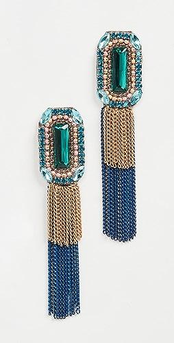 Theia Jewelry - Hear Drop Earrings