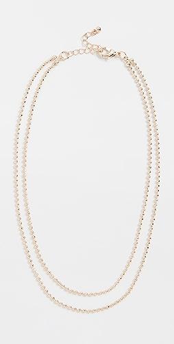 Theia Jewelry - Nicola Short Double Necklace